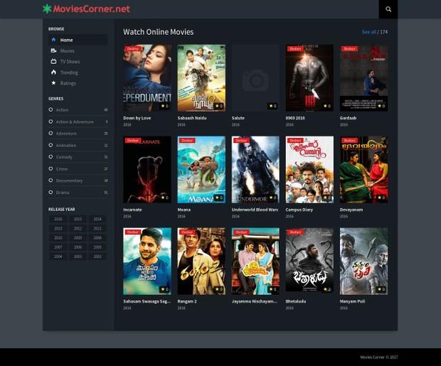 Best Movies & Tv Show Películas Series WordPress theme