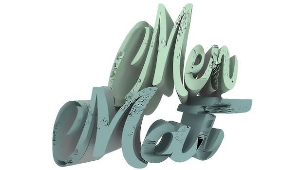 Free 3D Font Blender Pack with 3 Fonts - GAME MARC dESINg