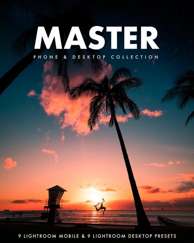 Master Collection   Mobile & Desktop Lightroom Presets