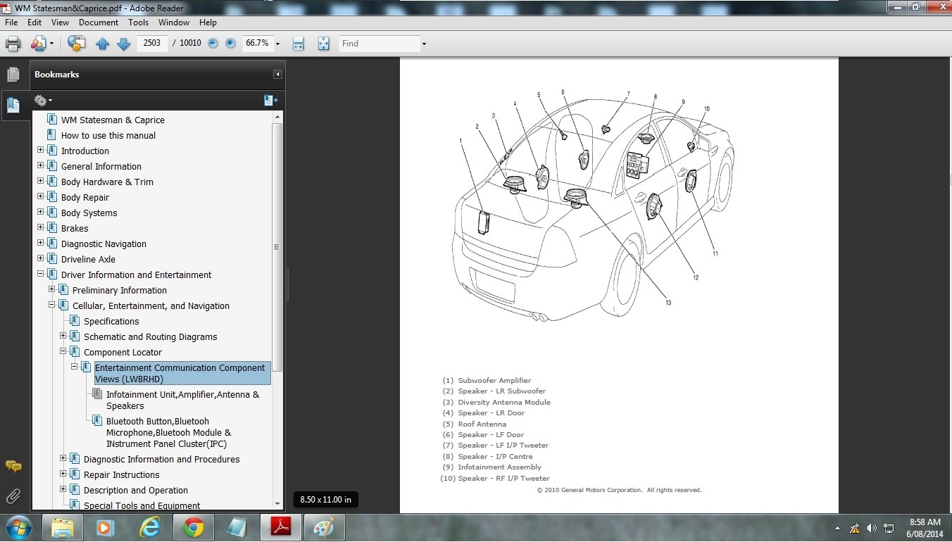holden wm statesman caprice workshop manual rh sellfy com Repair Manuals Repair Manuals
