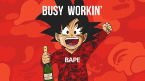 Busy Workin (Prod. Terrell F)