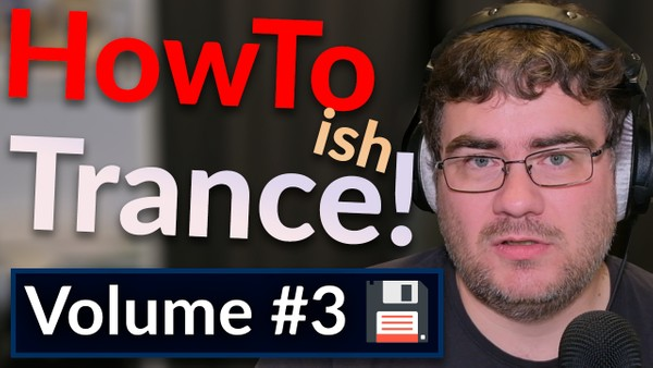 How to Make Trance #3 - Ableton Live Template