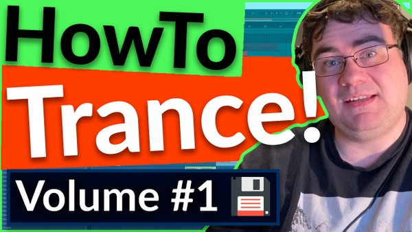 How to Make Trance #1 - Ableton Live Template