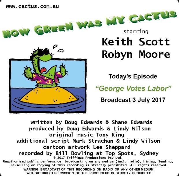 GEORGE VOTES LABOR (3.7.17)