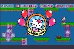 HELLO KITTY GAMESALAD GAME SALAD  TEMPLATE