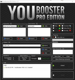 iMacros BIG Script list 50+ Bot Package! - YouBoostME