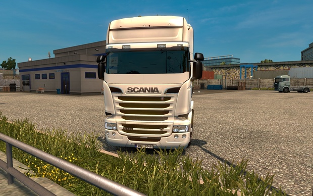 ETS 2 Stoneguard for Scania RJL UPDATED
