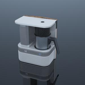 Scania coffee machine