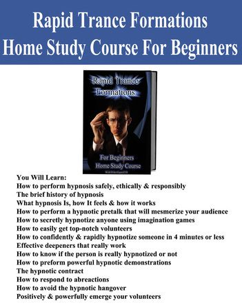 RAPID TRANCE FORMATIONS EBOOK DOWNLOAD