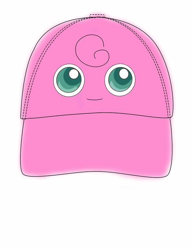 jigglypuff hat template