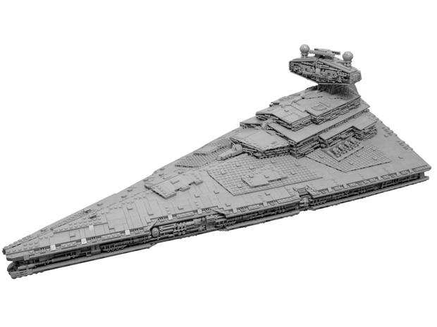 Moderately Sized Star Destroyer Pdf Instructions