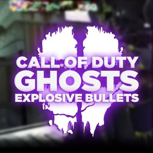 (PS3) Ghosts Explosive Bullets Tool! v0.50 - CCAPI / TMAPI