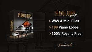 Jurrivh - Piano Loops Vol.2