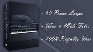 Jurrivh - Piano Loops Vol.1