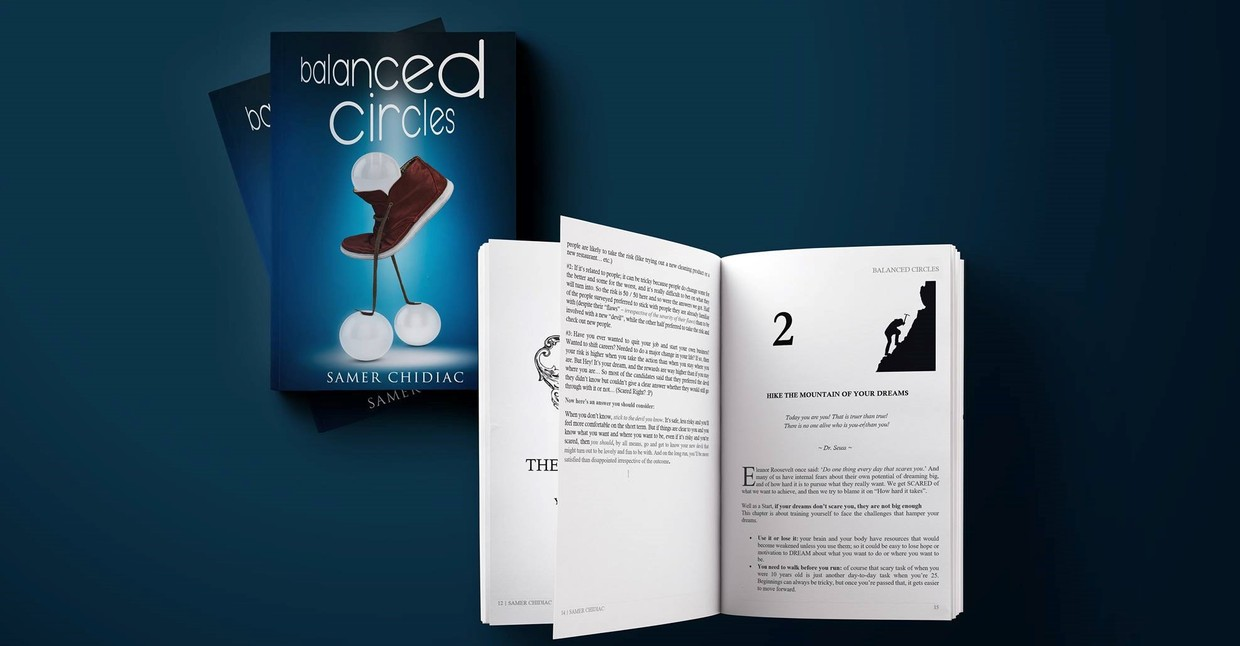 Balanced Circles: The Philosophy of Reinventing Yourself (Digital Edition)