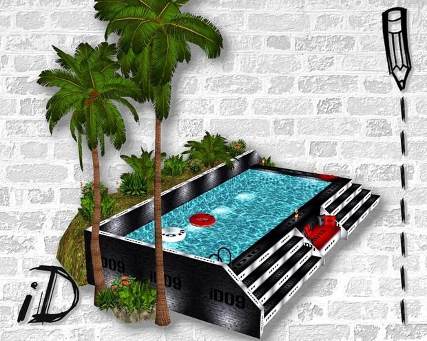Friends Pool