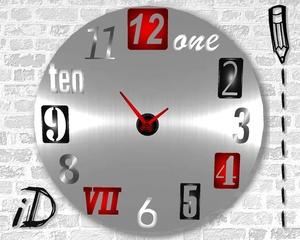 Awk Clock
