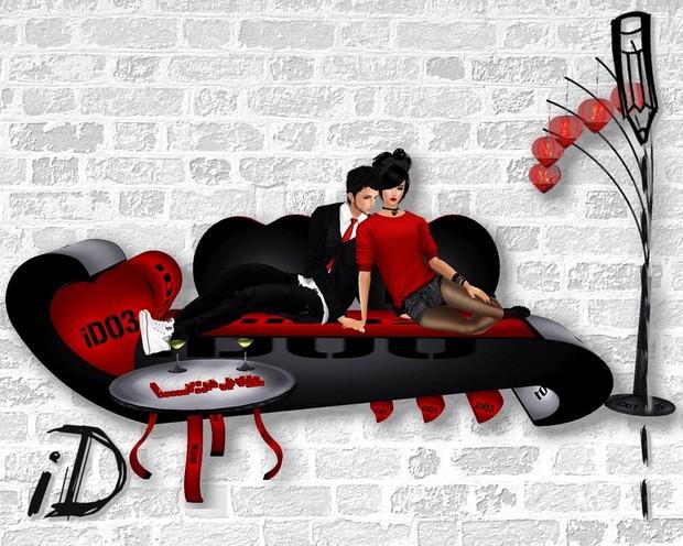 Valentines Chaise