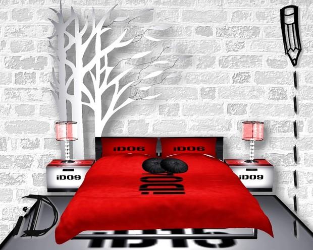 Romantic Bed