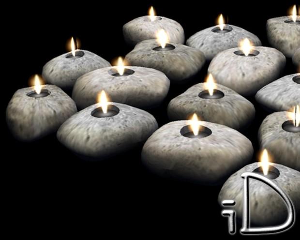 Cobble Candles