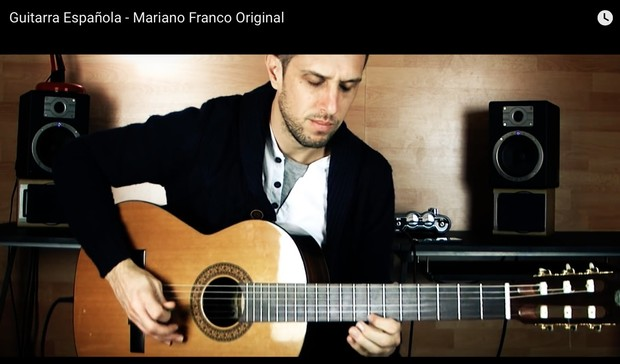 Romance - Backing Track Completa - Mariano Franco