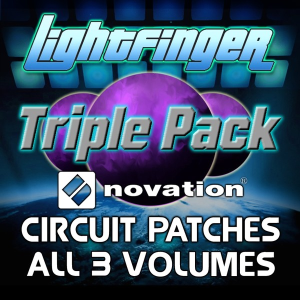 LIGHTFINGER'S TRIPLE PACK