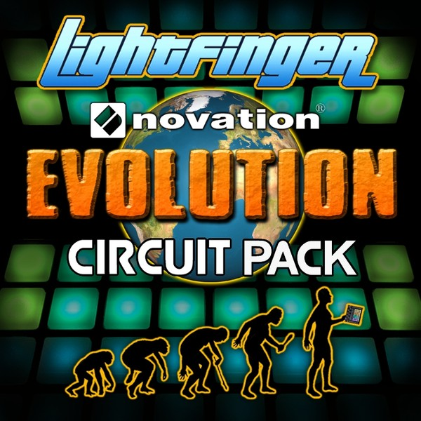 LIGHTFINGER'S EVOLUTION PACK