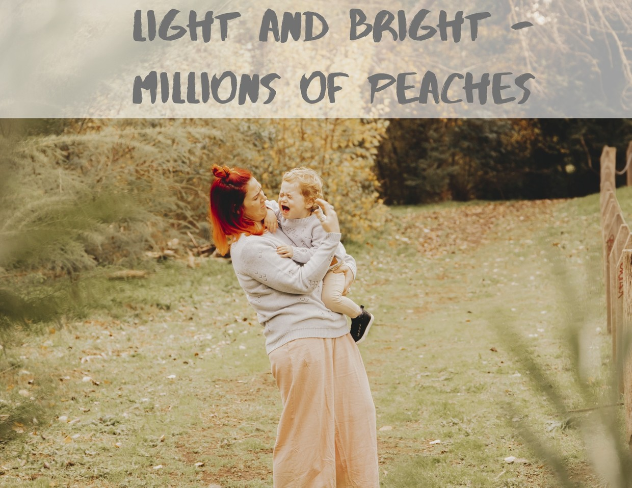 Millions of peaches - INDIVIDUAL PRESET - Mobile