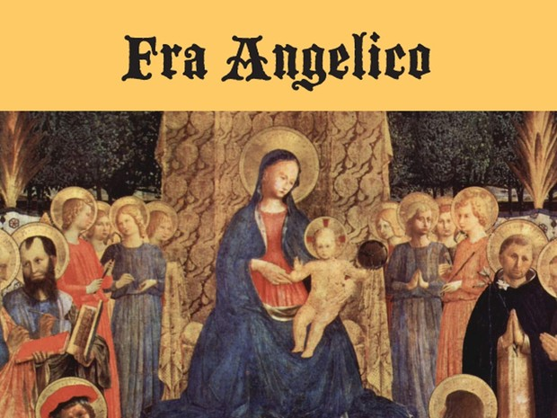 Fra Angelico Art History Lesson by Brook Mesenbrink, Art for the Classical Child