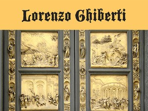 Lorenzo Ghiberti Art History Lesson by Brook Mesenbrink, Art for the Classical Child