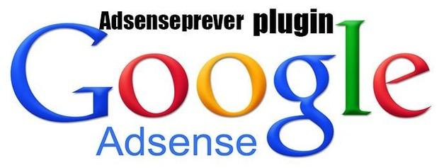 Plugin Adsenseprever version 3.6 genera 20 a 70 por dia
