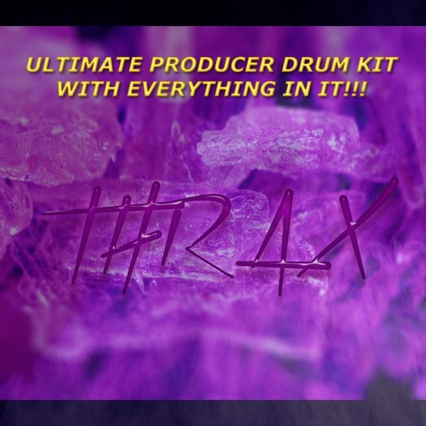THRAX ULTIMATE PRODUCER SOUND KIT