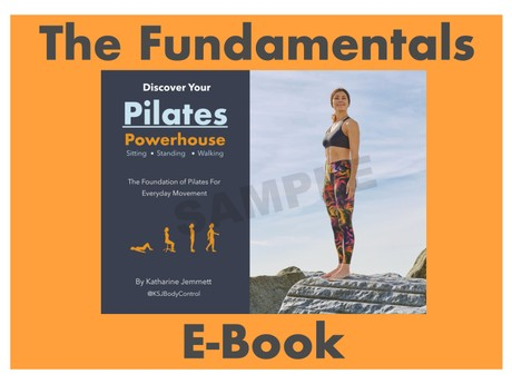 E-BOOK - 'Discover Your Pilates Powerhouse'