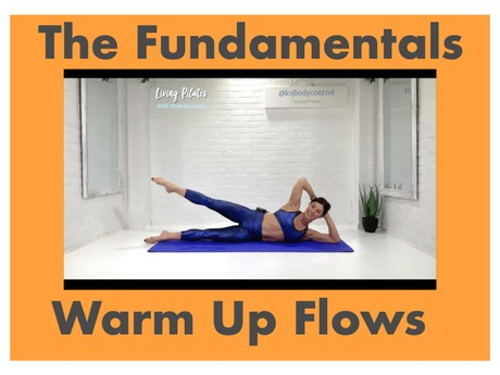 WARM UP FLOWS - Classical Pilates - The Fundamentals (59 Minutes)
