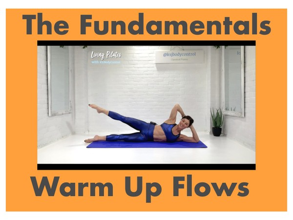 WARM UP FLOWS - Classical Pilates - The Fundamentals (59 Minutes)