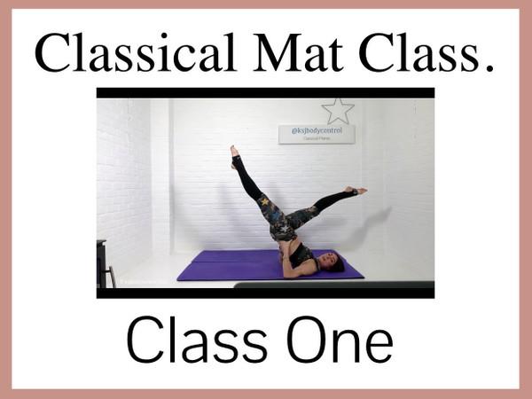 Classical Mat CLASS One