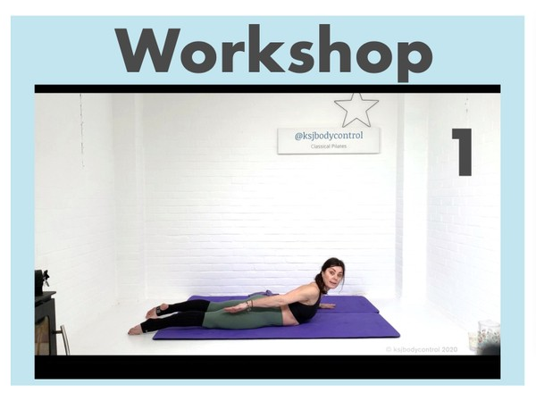 WORKSHOP 1 - Classical 'Strip-Back' The Cobra (130 mins)