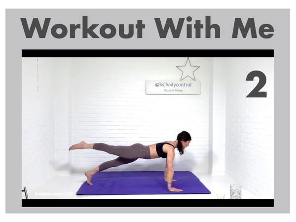 WORKOUT 2: The Classical Pilates Matwork Rep With Mini Flows - 43 Minutes