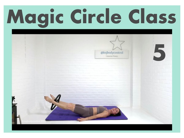 MAGIC CIRCLE Class 5 - Fully Instructed (Running Time: 60 Minutes)