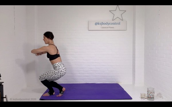 CLASSICAL PILATES WORKOUT Week One - Weekly Progressive Classical Pilates Mat Series