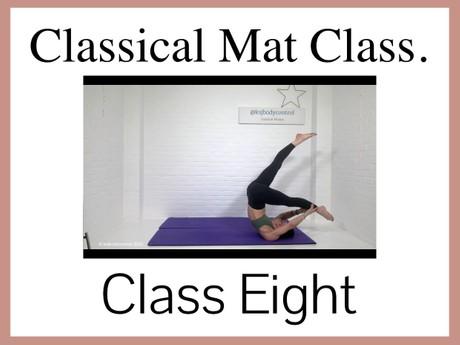 Classical Mat CLASS Eight
