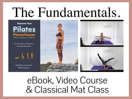 The Fundamentals - eBook, Video Course & Classical Mat Class One (Triple Bundle)