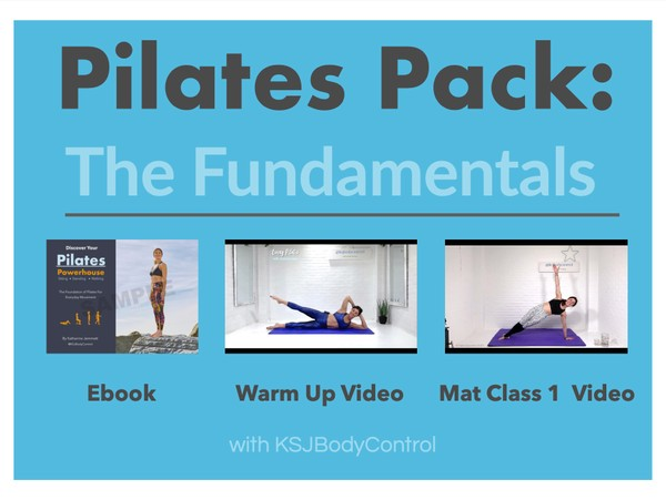 PILATES PACK - The Fundamentals