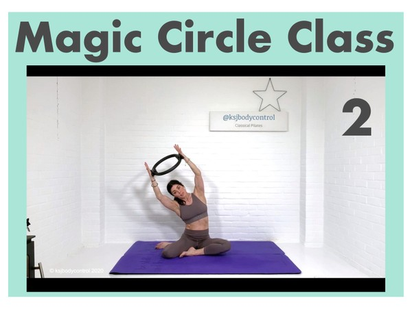MAGIC CIRCLE Class 2 - Fully Instructed (51 mins)