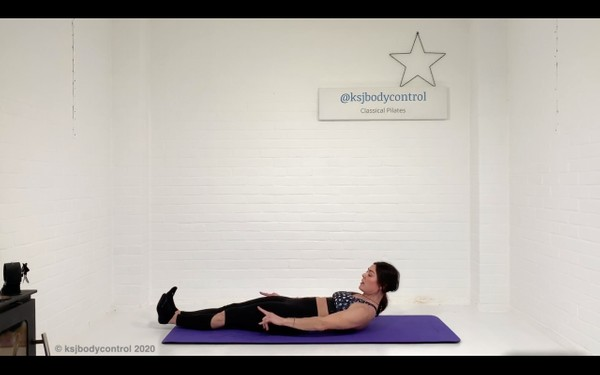 CLASSICAL PILATES WORKOUT - Week Two - Weekly Progressive Classical Pilates Mat Series