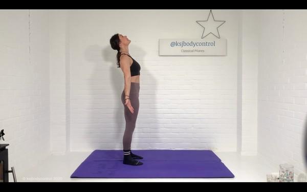 CLASSICAL PILATES WORKOUT - Week Three - Weekly Progressive Classical Pilates Mat Series