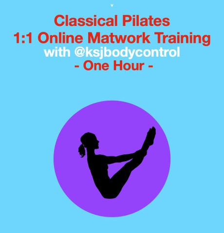 Online ONE TO ONE TRAINING Session (1 hour)