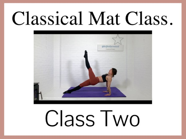 Classical Mat CLASS Two