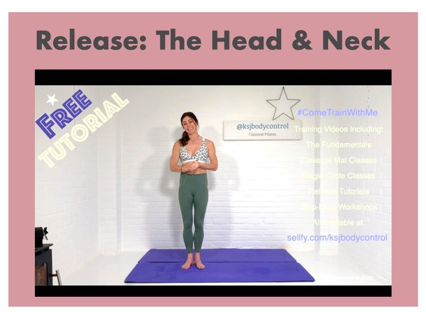FREE TUTORIAL - Focus On Release: The Head & Neck (13 mins)
