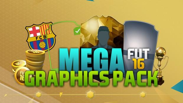 FUT 16 - MEGA GRAPHICS PACK